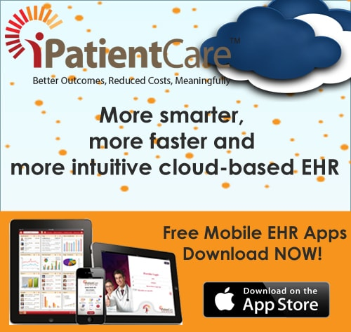 iPatientCare Blog - More smarter, more faster and more intuitive cloud-based EHR