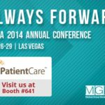 iPatientCare Invites you to Visit Booth#641 at MGMA 2014 Annual Conference at the Las Vegas, NV.