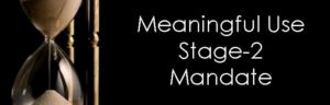 Satisfying Patient Engagement a mandate in Stage 2 Meaningful Use!