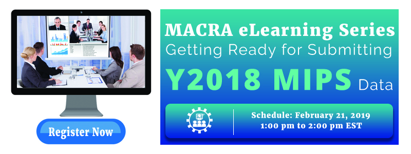 MACRA eLearning Series
