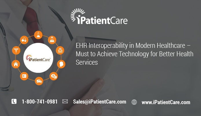 iPatientCare Blog - EHR Interoperability in Modern Healthcare – Must to Achieve Technology for Better Health Services