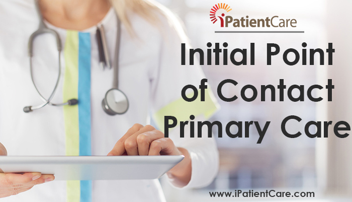 iPatientCare Blog - Initial Point of Contact Primary Care