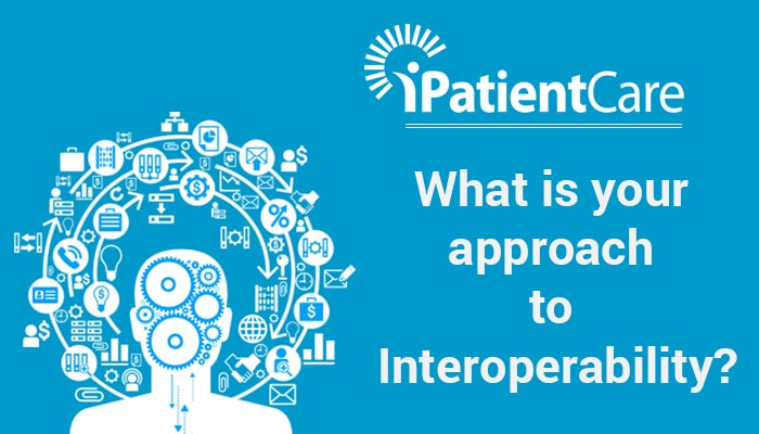 iPatientCare Blog - What is your approach to Interoperability
