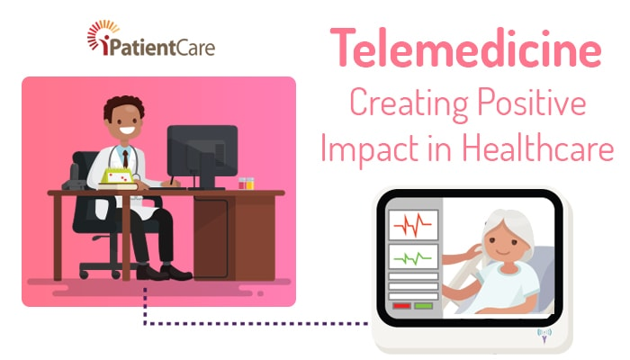 iPatientCare Blog - Telemedicine Creating Positive Impact in Healthcare