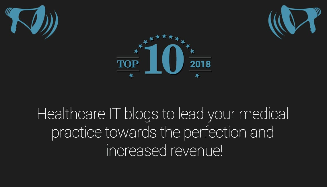 iPatientCare Blog - Top 10 Healthcare IT blogs to lead your medical practice