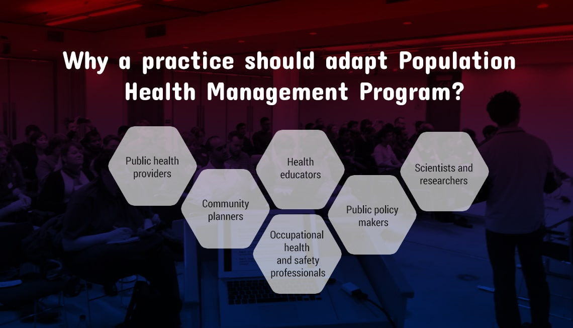 Why a practice should adapt Population Health Management Program