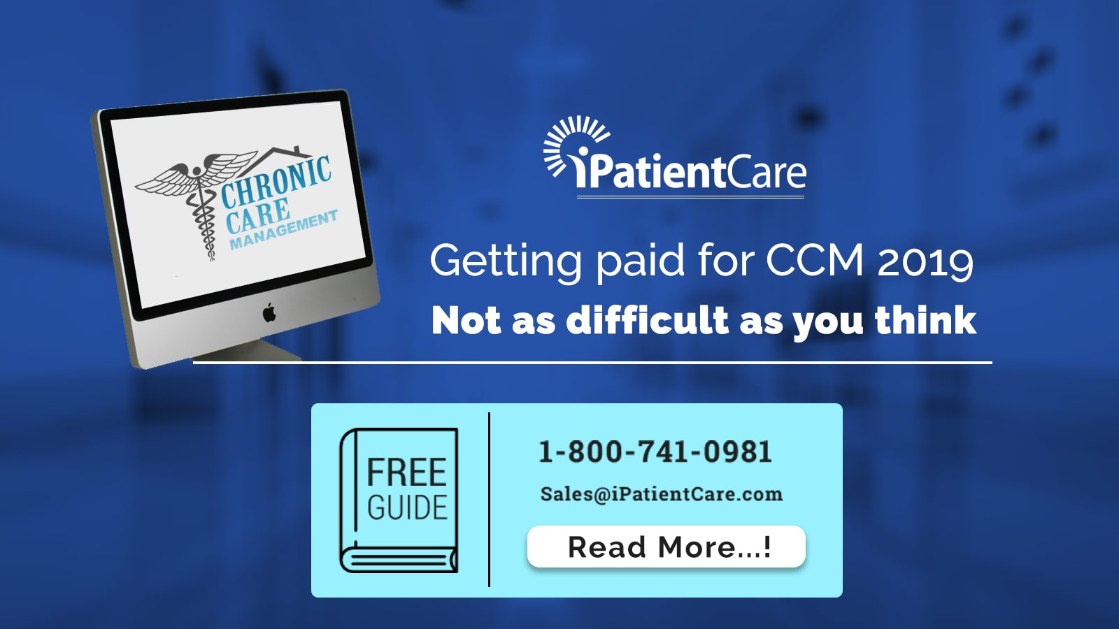 iPatientCare Blog - Getting paid for CCM 2019