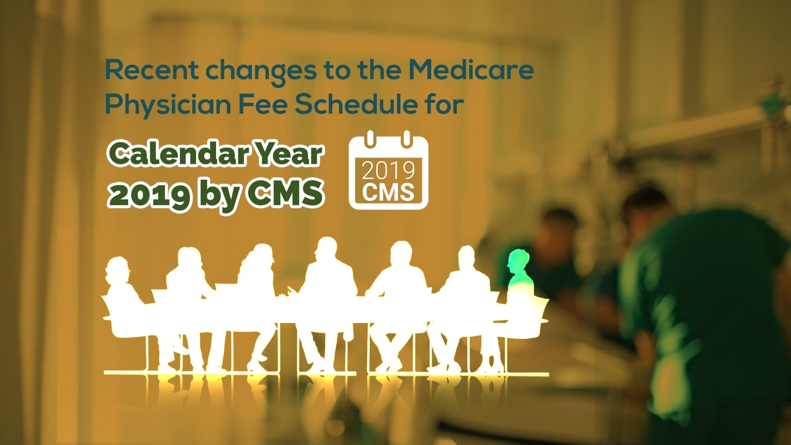 iPatientCare Blog - Medicare Physician Fee Schedule for Calendar Year 2019 by CMS