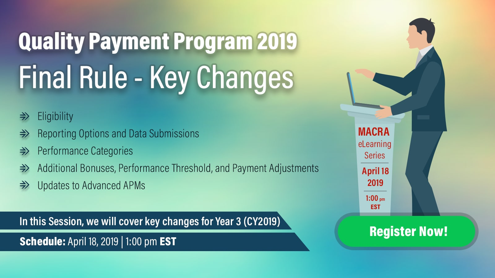 iPatientCare Blog - Quality Payment Program 2019 Final Rule