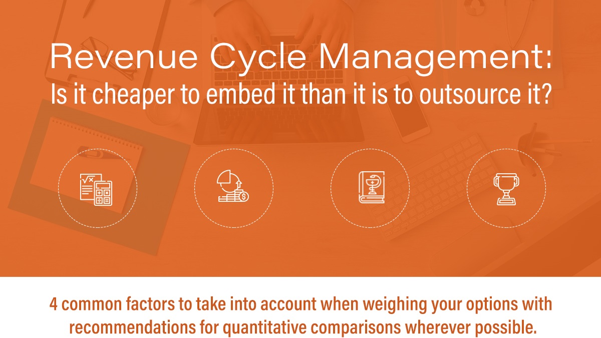 Healthcare Revenue Cycle Management Services Infographics