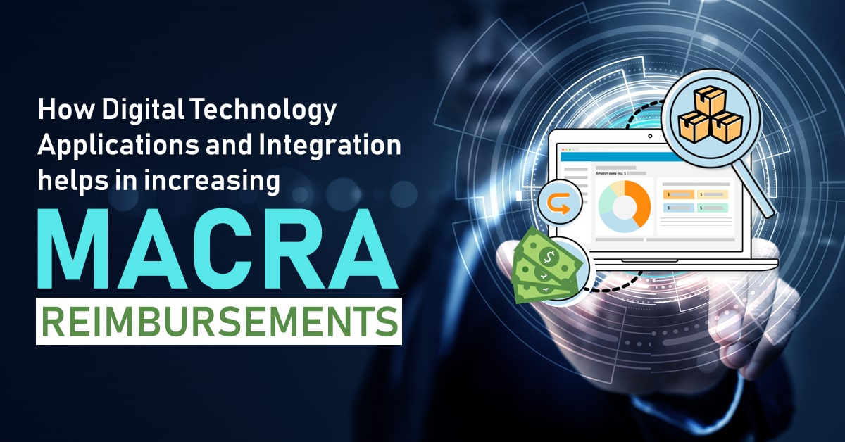iPatientCare Blog - How Digital Technology and Integration helps in increasing MACRA Reimbursements