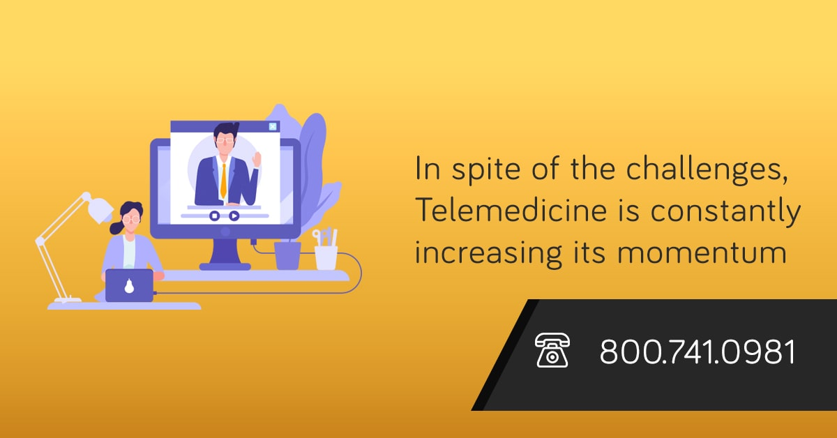 iPatientCare Blog - Telemedicine is constantly increasing its momentum