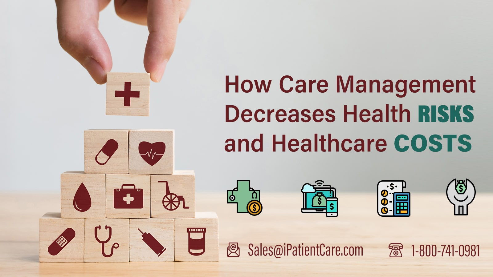 iPatientCare Blog - How Care Management Decreases Health Risks and Healthcare Costs