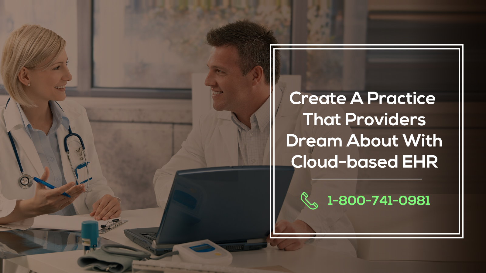 iPatientCare Blog - Create a Practice that Providers Dream About With Cloud-Based EHR