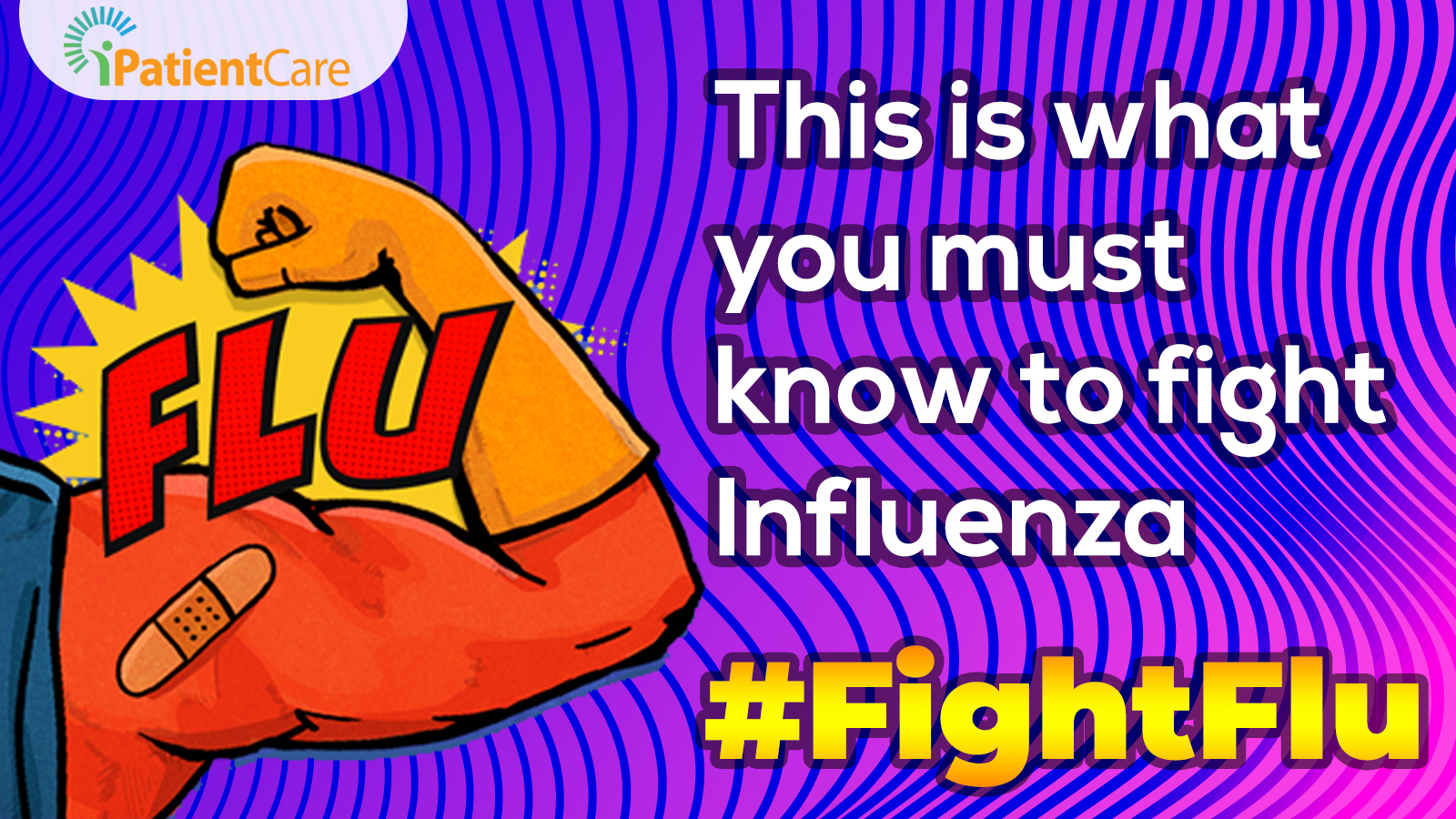 iPatientCare Blog - This is what you must know to fight Influenza #FightFlu
