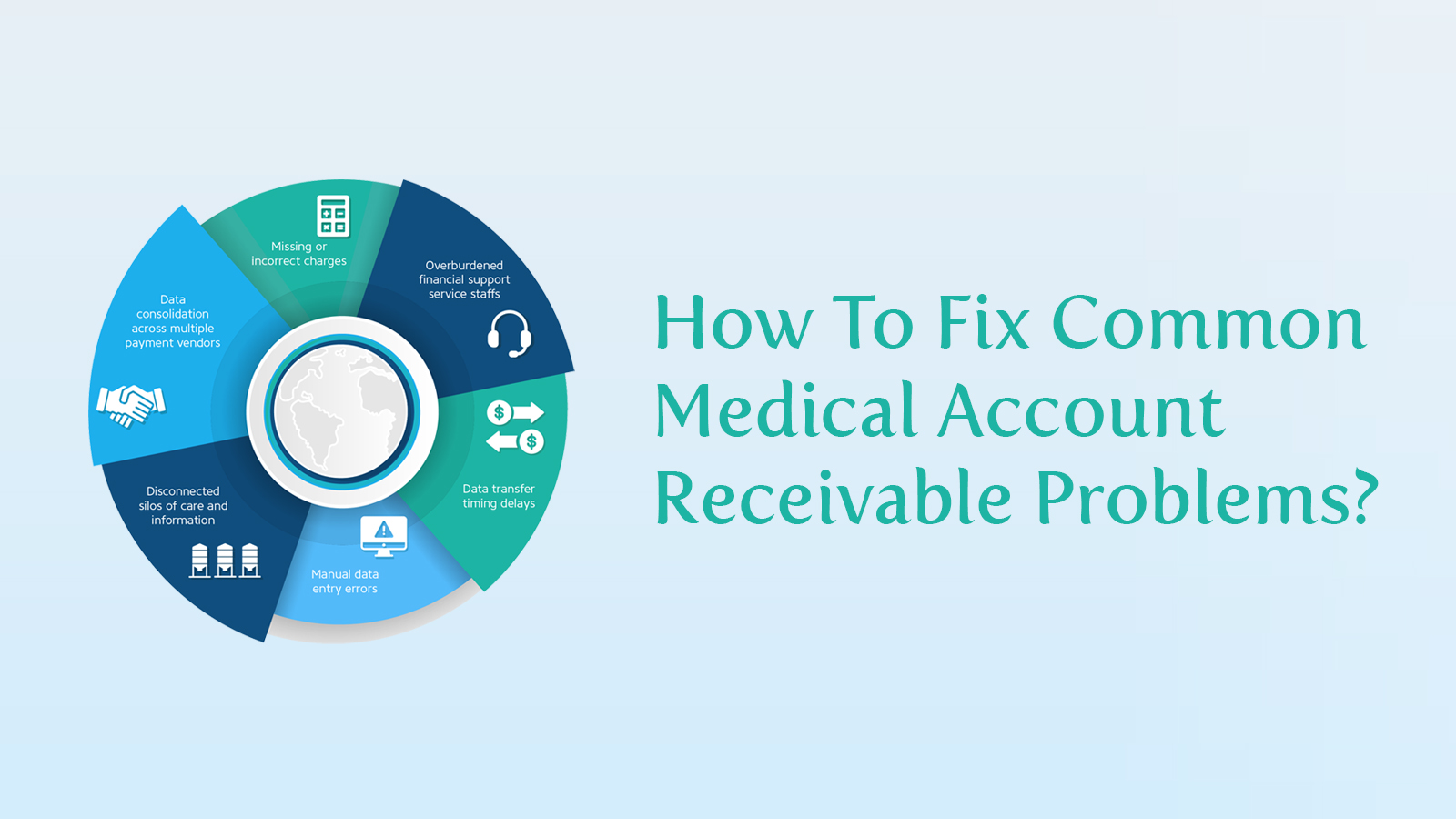 How To Fix Common Medical Account Receivable Problems