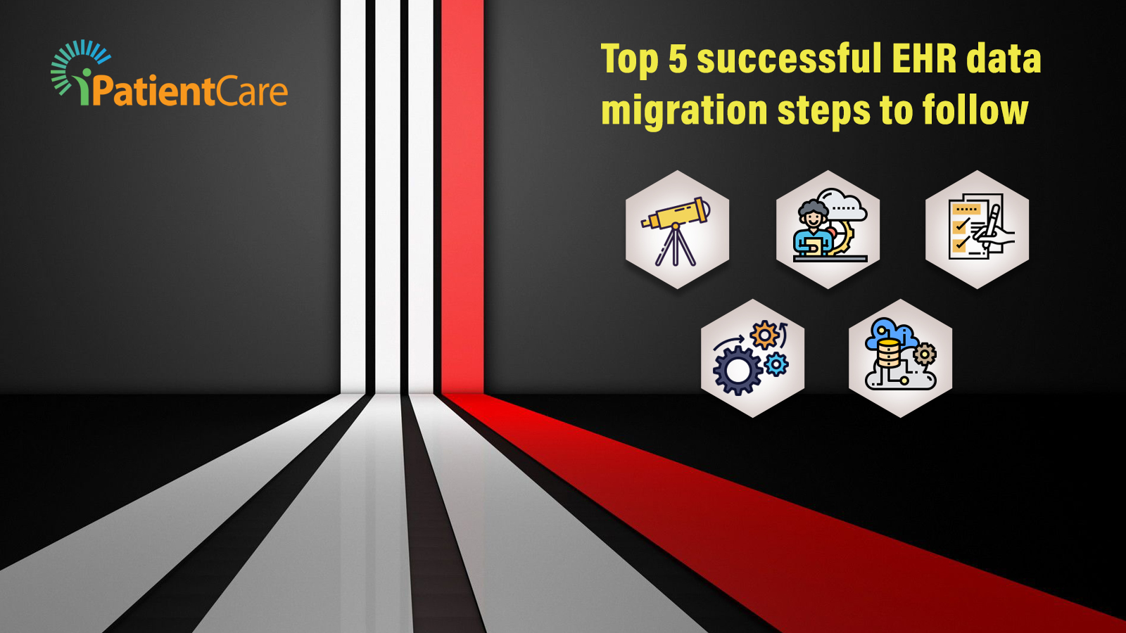 Top 5 successful EHR data migration steps to follow