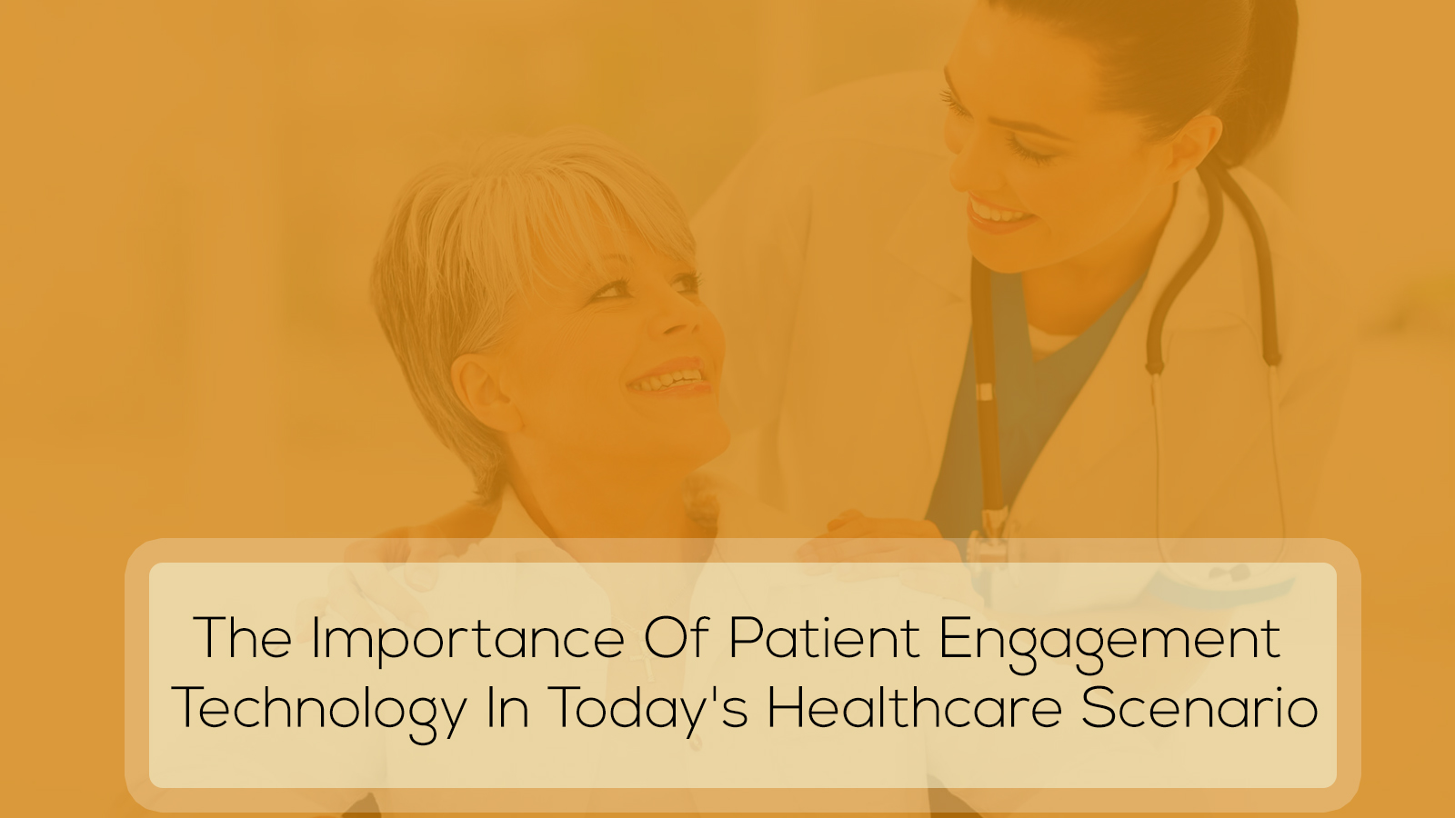 How iPatientCare's Patient Engagement Software Helps You Stay Connected With Your Patients