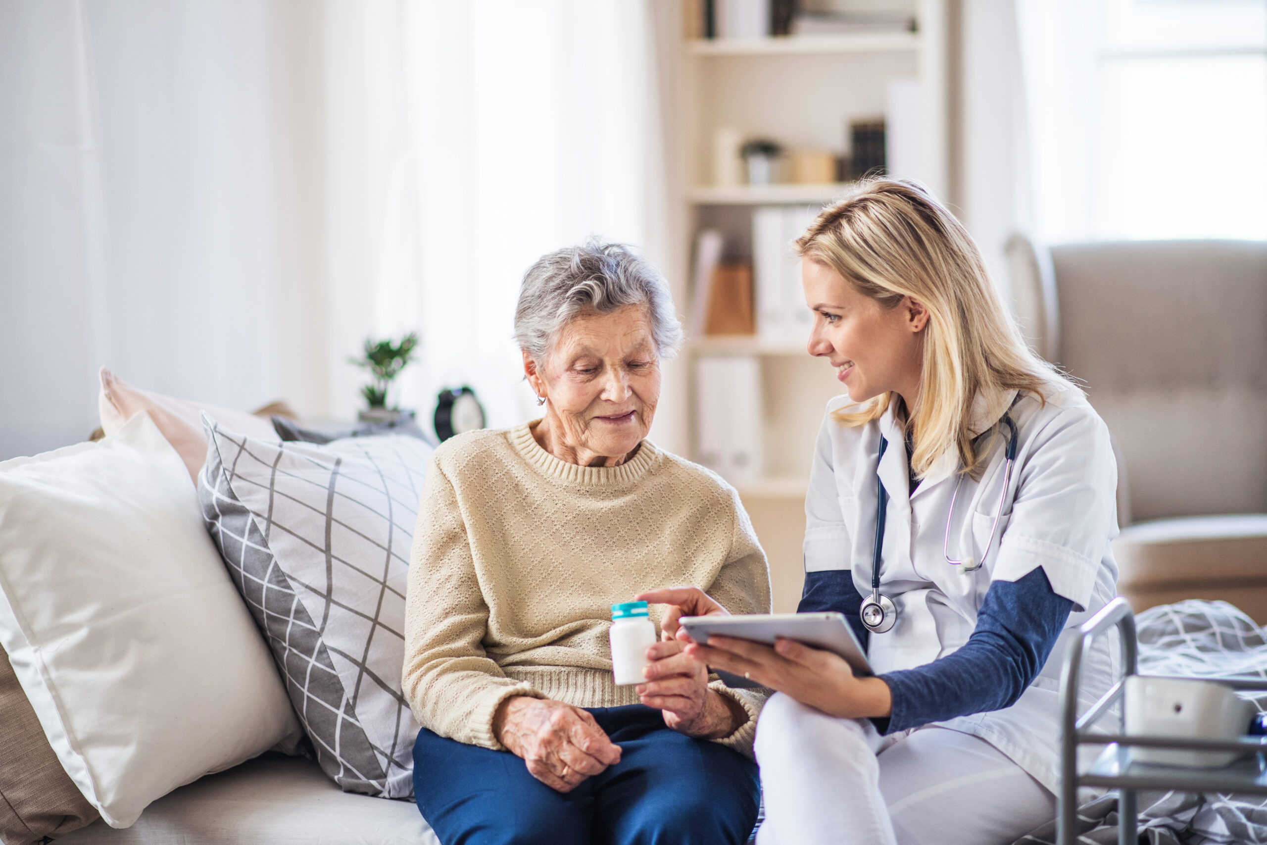 How Telehealth Services Work Best for Geriatric Patients?