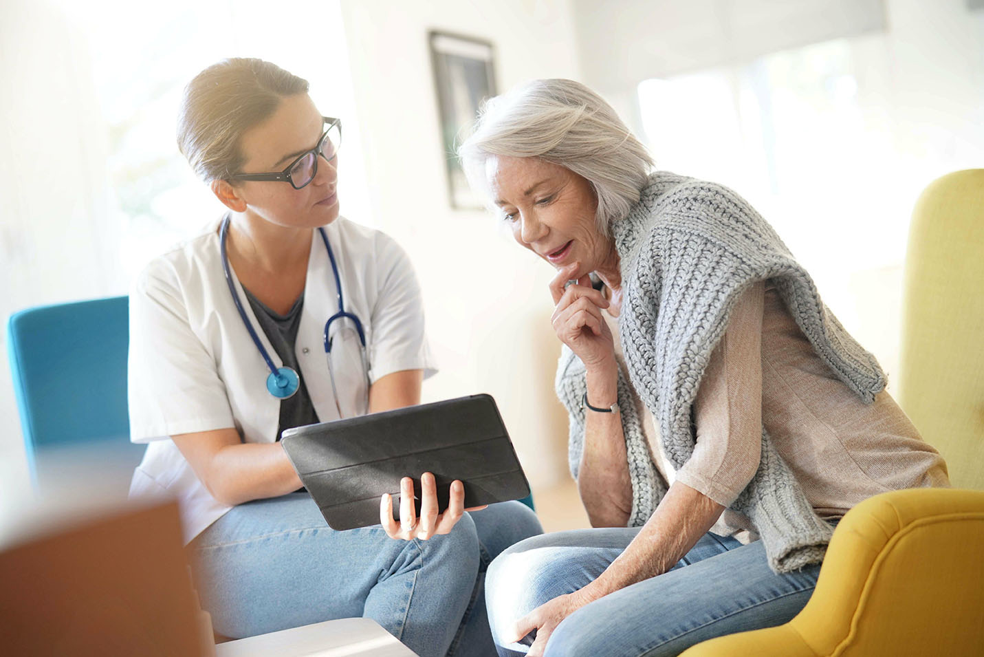 The importance of clinical mobility in connected Healthcare